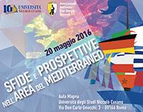 Area del Mediterraneo - Convegno