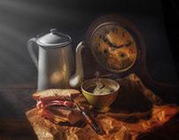 """Coffee time West Friesland """"KONKELTOID"""""""