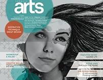 Editorial Design: Computer Arts Magazine