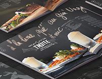 Guide de la Pourvoirie | Cahier Culinaire 2016