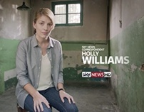 Sky News Correspondents Promo Campaign