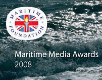 Maritime Media Awards – Maritime Foundation rebranding