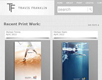 Travis Franklin Design - Wordpress Theme