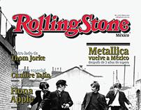 Portada Rolling Stones (Proyecto Escolar)