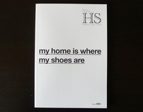 HomeSapiens magazine issue#01