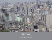 Photo book - São Paulo