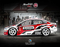 Racing Design & Illustration