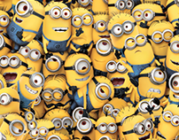 Minions Repeat Patterns