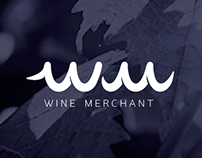 WINE MERCHANT: UX and UI Design