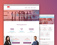Adecco Portugal - Website Redesign