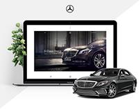 Mercedes S class swap