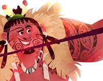 Maori Warrior Challenge