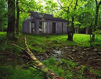 1231-Cabin House