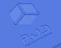 P.O.D - Prescription Opioid Dispenser. Product and UI