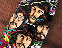 The Beatles - Illustration