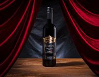 Italian Wine Label Design - Calesto