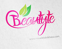 Beautyte Logo Design