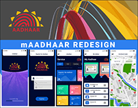 mAADHAAR MOBILE APPLICATION REDESIGN