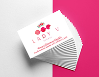 Business Card - Lady V Global