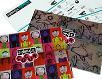 sinopale postcard