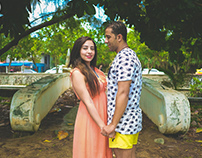 Phuket couple session