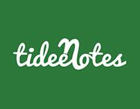 TideeNotes