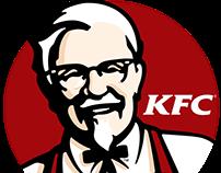 KFC Tomato Ketchup