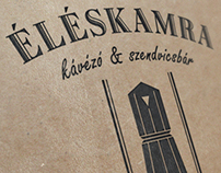 ÉLÉSKAMRA Coffee & Sandwich bar