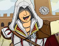 Assassin's Creed Comics