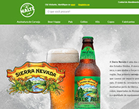 Clube do Malte - Love Brands Landing Pages