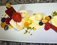 Some creations for Fairmont Hotel - UAE
