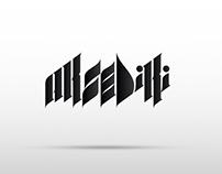 Ak Sediki - logo design variations