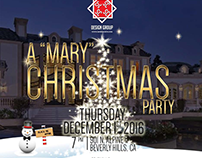 Invitation to the Christmas Party