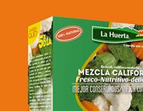 La Huerta - Redesign