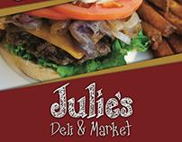 Menu - Julie's Deli & Market