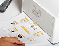 PIXLR  Print + Scan