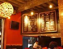 Restaurante Séptimo, Coyoacán México