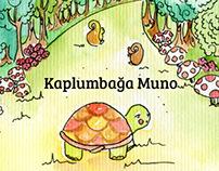 Kaplumbağa Muno - Children's Book