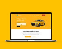 Landing Web Page Design