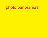 Photo Panoramas