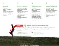 Graphic Designer's Curriculum Vitae / Resume / CV