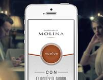 Vuelve App / RedOn