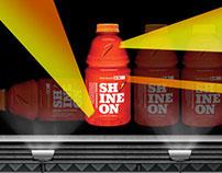 Gatorade SHINE ON™ Billboard