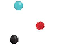 Estudos de animação em pixel art