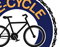Logo & Packaging - Re-Cycle Bicycle Company