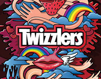 Twizzler - Fast moving consumer goods packaging
