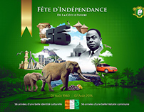 Independance Day - 56Ans - Côte d'Ivoire