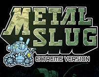 METAL SLUG re-illustrate