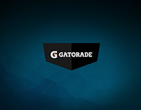 GATORADE  -  Recharge Yourself.