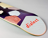 Dialect Skateboard Products